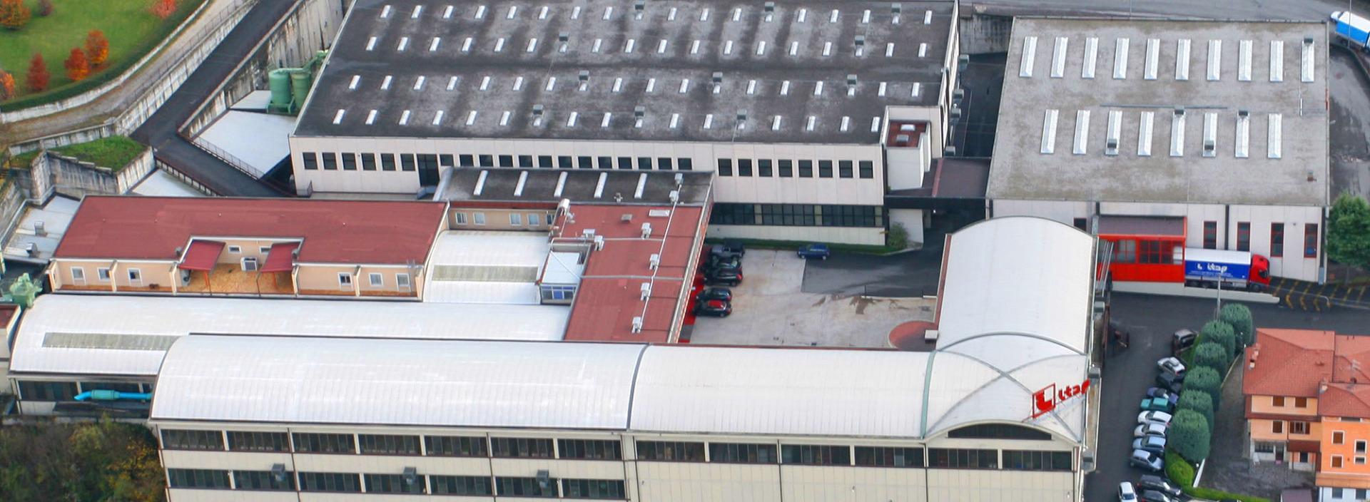 Завод Итап